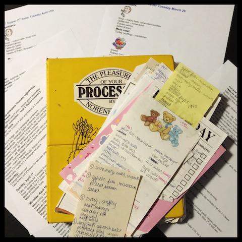 passover, preparation, lists, menu, seder